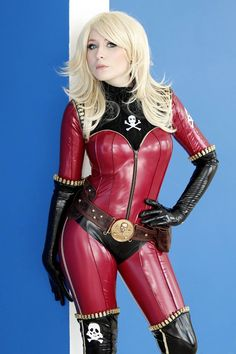 Nikita Cosplay - Kei Yuki Cosplay - Space Pirate Captain Harlock