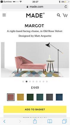 Old Rose, Bedrooms, Design, Chair, Bedroom, Dorm Rooms, Master Bedrooms, Dorm Room