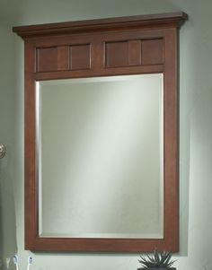The Somerset mirror from Sagehill Designs.  For more informaton, go to www.sagehilldesigns.com.
