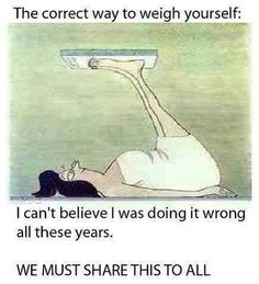 correct weight!