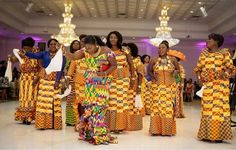 A rich display of culture This over everything African Wedding Attire, African Attire, African Dress, African Weddings, African Clothes, African Theme, African Outfits, Nigerian Weddings, African Style