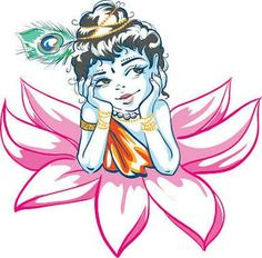 Krishna Drawing, Krishna Painting, Krishna Radha, Lord Krishna, Little Krishna, Blue Balloons, Krishna Images, Folk Art, Cute Pictures