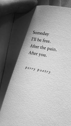 Algún día estaré libre de ti