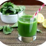 Receita de Suco de Espinafre e Abacaxi para Emagrecer