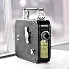 Vintage Ciné Kodak Eight Model 20