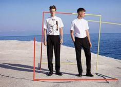 Dior Homme Spring/Summer 2014 Lookbook