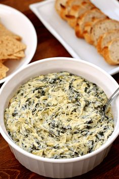 Instant Pot Spinach Artichoke Dip--creamy, addictive, restaurant-quality spinach artichoke dip that comes together so fast. Serves a crowd!