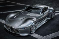 Mercedes-Benz AMG Vision Gran Turismo Concept..