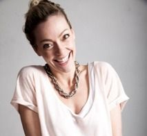 Cherry Healey - love the necklace!