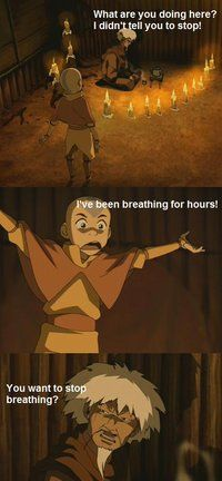 Avatar: The Last Airbender. Best kids show in existence.