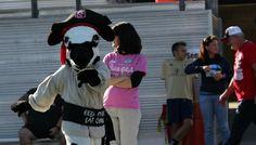 2013 Owasso Olympics Chik-Fil-A mascot