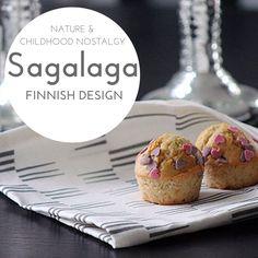 Lovely Dragonflyelisabeth visited at Sagalaga Design Showroom Kitchen Towels, Showroom, Scandinavian, Northern Lights, Muffin, Interior, Food, Design, Indoor