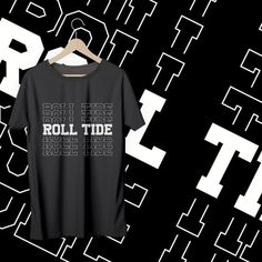 Roll Tide // Alabama Fan // Alabama Shirt // Football Fan // Crimson Tide by Prinit Mom And Sister, Gifts For Brother, Notre Dame Football, Alabama Football, American Football, Roll Tide Football, Alabama Shirts, Abby Wambach, Gifts For Football Fans