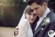 Beautiful white on white wedding at Spring Grove House.