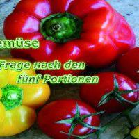Obst und Gemüse für Ihre gesunde Ernährung 2