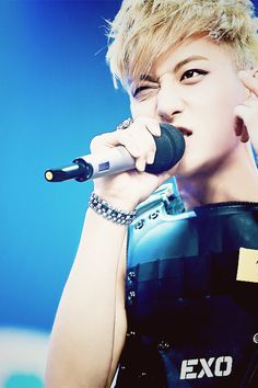 EXO Tao, one of my biases <3 love lots <3 hihihi , so handsome guy :)) kekeke