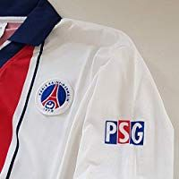 b2d72e4df Nike PSG Paris Saint Germain Away Football Shirt Player Issue Original  1997 98 Jersey Men s