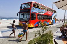 Visão La Flora: Cabo Frio terá passeio turístico com ônibus inspir...