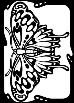 Butterfly Stained Glass Coloring Book Dover Publications Great for teaching symmetry
