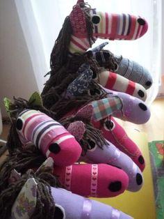 X-spiration: Sockenpferde