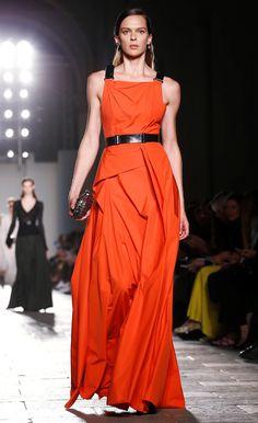 Bottega Veneta and Jil Sander go against the grain at Milan fashion week