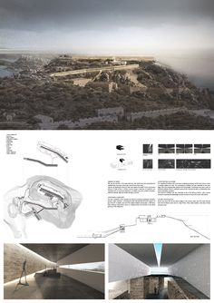 YAC is a association whose aim is to promote architectural competitions amongst young designers – no matter if graduates or students. Concept Models Architecture, Architecture Panel, Architecture Graphics, Architecture Portfolio, Architecture Design, Interior Design Studio, Presentation Design, Building Design, Portfolio Design