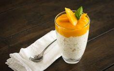 Thai-Reispudding – auf jeden Fall das Richtige für laue Sommerabende …