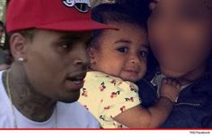 See the beautiful name Chris Brown named his 9 month old daughter – you're definitely gonna love this!