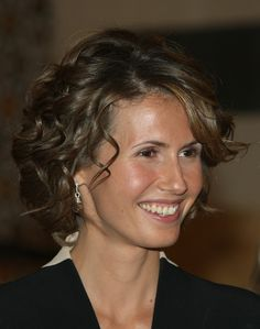 Amnesty International has called on Asma Al-Assad, wife of embattled Syrian president, to take stand and condemn regime\'s human rights violations. Ladies Day, Human Rights, Royalty, Daughter, Elegant, Hair Styles, Beautiful, Beauty, Women