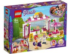 FriendsBricks | 2020 Summer Friends sets All Lego Sets, Lego Friends Sets, Meet Friends, Friends Series, Legos, Park Cafe, Construction Lego, Café Restaurant, Style Parisienne
