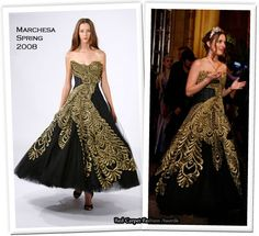 Blair Waldorf's prom Dress Topic - TV Fanatic