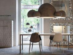lustre en aluminium par Opinion Ciatti