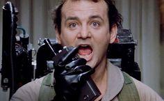 Peter Venkman (Ghostbusters -1984, Ghostbusters II -1989)