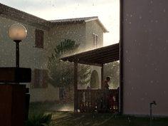 Luglio in pioggia