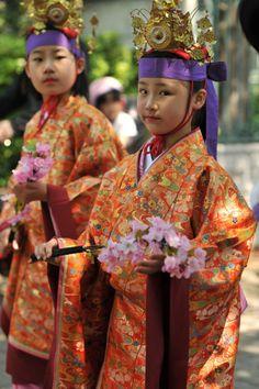 tofuist:  Teruhime Matsuri Parade