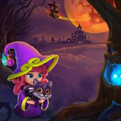 Faye's Trick or Treat Quest.
