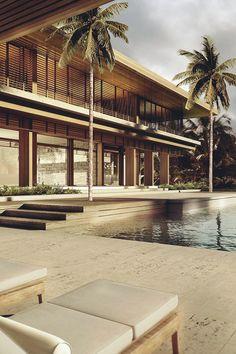 "livingpursuit: ""Morabito Residence by Strang Architecture """