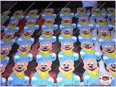 Raios de Alegria Artesanatos: Lembrancinhas Baby Disney