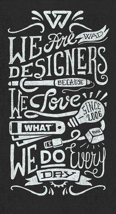 We are WAD Designers.
