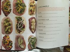 Meat wrap lunches from Primal Cravings by Megan and Brandon Keatley
