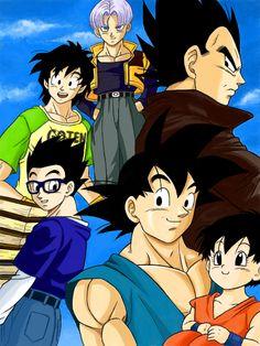 Dragonball's Next Generation Z Fighters Dragon Ball Z, Super Hero Games, Vegeta And Trunks, Gravity Falls Fan Art, Anime Merchandise, Anime Costumes, Son Goku, Mickey Mouse, Manga
