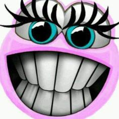 LOL:-) Smileys, Funny Emoticons, Funny Emoji, Smiley Emoticon, Smiley Happy, Images Emoji, Emoji Pictures, Flower Phone Wallpaper, Emoji Wallpaper