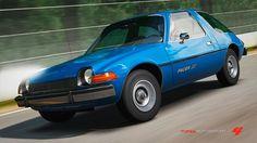 1977 AMC Pacer X Wow...........Wayne or Garth? Forza Motorsport, Fiat 600, American Motors, Formula One, Vintage Cars, Automobile, Van, Bike, Vehicles