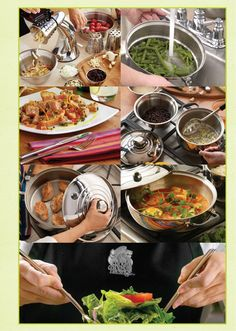 Royal Prestige - Happy Cooking! Love my cookware!!!
