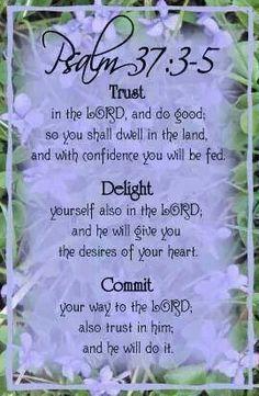 Psalm 37:3-5