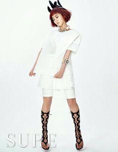 Seungyeon KARA - Sure Magazine April Issue 2014