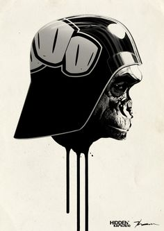 Darth Gorilla by ~TellThem on deviantART