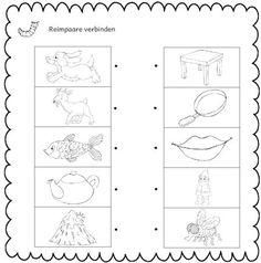 unterrichtsmaterial-kostenlos - Zaubereinmaleins - DesignBlog Oral Motor, Teaching Materials, Pre School, Kids And Parenting, Elementary Schools, Worksheets, Activities For Kids, Kindergarten, Homeschool