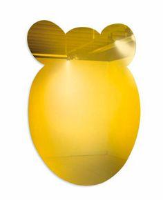 Bear (Yellow)   Jeff Koons   1999   Easy Fun