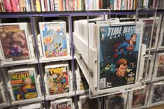 comics storage idea